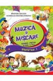 Muzica si miscare cls 2 sem.1+ sem.2 + CD - Alina Pertea, Dumitra Radu, Educatie Muzicala