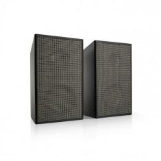 Auna Pure Precision, set de boxe active, 100 W max., 2-moduri, negru
