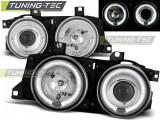 Faruri Angel Eyes pentru BMW E34, E32 - VTT-LPBM50