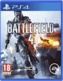 Battlefield 4 - PS4 [Second hand], Shooting, 18+, MMO