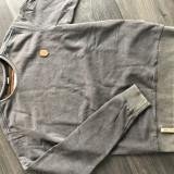 Bluza barbati Naketano, M, Gri