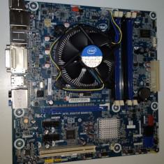 Kit placa de baza intel + Procesor intel i5 -2300 / Gen 2 / 4 x DDR3 / LGA 1155, Pentru INTEL, DDR 3