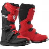 Thor Cizme Blitz XP Red/Black S9 Copii
