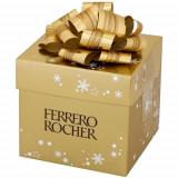 Bomboane Praline set 3 cutii Gold CUBETTO FERRERO ROCHER
