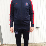 Trening PSG, L, S/M, XL, Albastru, Poliester, Nike