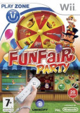 Funfair Party  - Nintendo Wii [Second hand], Board games, 3+, Multiplayer