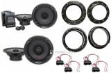 Pachet Audio Alpine Difuzoare VW Golf 5