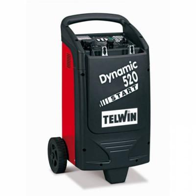 Robot de pornire auto si incarcator DYNAMIC 520 TELWIN foto