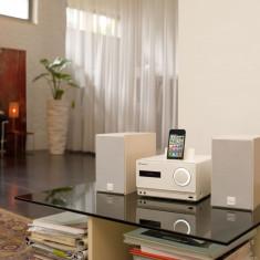Micro Sound System Pioneer X-CM31-W alb