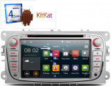 Xtrons Navigatie cu Android Dedicata Ford Focus / Mondeo / S-Max / Galaxy