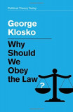Why Should We Obey the Law?, Paperback