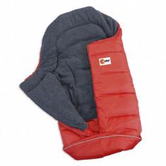 Saculet pentru bebelusi Husky Red 47x95 cm