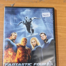 Film DVD Fantastic Four - Rise of The Silver Surfer (56625), Engleza