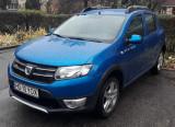 Sandero Stepway 2015 GARANTIE extinsa DACIA, Benzina, Hatchback