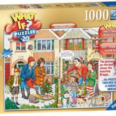 Puzzle Craciun No.20 1000 piese, Ravensburger
