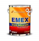 Grund Anticoroziv de Cuptor Alchido-Melaminic EMEX, Gri  - Bidon 6 Kg