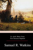Co. Aytch, Maury Grays, First Tennessee Regiment, Paperback