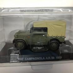 Macheta Fiat Campagnola A.R. 59 - 1959 CARABINIERI scara 1:43