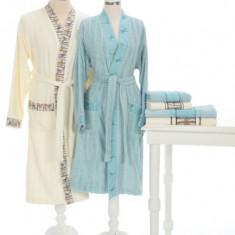 Set halat de baie, Zen Art Deco 4 Him & Her