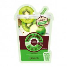 Masca Kiwi Apple Vita Mask Mediheal