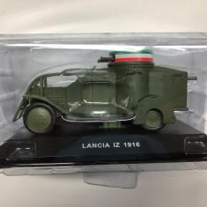Macheta Lancia IZ - 1916 CARABINIERI scara 1:43