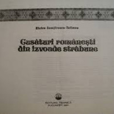 elvira zamfirescu-talianu cusaturi romanesti din izvoade strabune