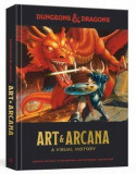 Dungeons and Dragons Art and Arcana, Hardcover