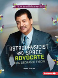 Astrophysicist and Space Advocate Neil Degrasse Tyson, Paperback