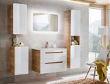 Set Mobilier pentru baie, 5 piese, Aruba