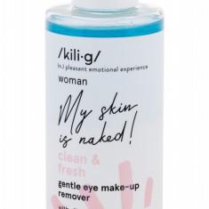 Eye Makeup Remover kili·g woman clean & fresh Dama 150ML