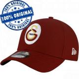 Sapca New Era Galatasaray Istanbul - originala - fullcap - baseball cap, M/L, S/M, Visiniu