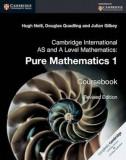 Cambridge International AS and A Level Mathematics: Pure Mathematics 1 Coursebook, Paperback