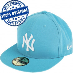 Sapca New Era New York Yankees - originala - flat brim - fullcap