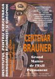 Afis centenar Victor Brauner, avangarda