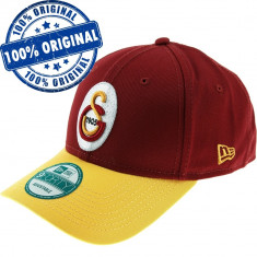 Sapca New Era Galatasaray Istanbul - originala - velcro strap - baseball cap, Marime universala, Din imagine