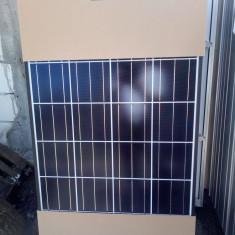 Panouri solare panou fotovoltaic 140W, optional regulator/controller solar  U.E.