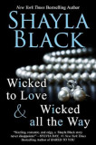 Wicked All the Way - A Wicked Lovers Novella, Paperback