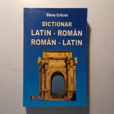 Dictionar latin - român, român - latin