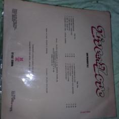 Disc vinil,vinyl,Live And Love(Instrumental)Divina 27901,vinil pickup T.GRATUIT