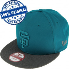 Sapca New Era Safgia Giants - originala - flat brim - snapback