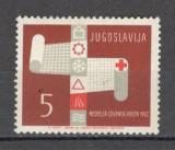 Iugoslavia.1962 Crucea Rosie  EB.535