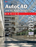 AutoCAD and Its Applications Basics 2017, Paperback (24th Ed.)