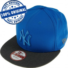 Sapca New Era New York Yankees - originala - flat brim - snapback
