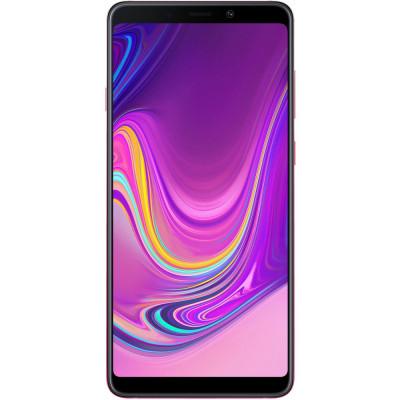 Galaxy A9 2018 Dual Sim 128GB LTE 4G Roz 6GB RAM foto