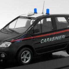 Macheta Renault Scenic RX4 - 2003  CARABINIERI scara 1:43
