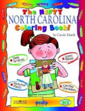 The Nifty North Carolina Coloring Book!, Paperback