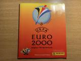 Album cu fotbalisti Panini, Euro 2000, din Belgia si Olanda, complet 100%