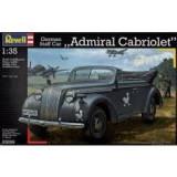 + Macheta 1/35  Revell 3099 German Staff Car Admiral Cabriolet +