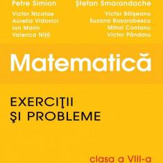 Matematica. Exercitii si probleme. Clasa a VIII-a (eBook)