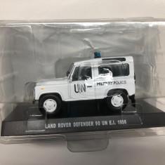 Macheta Land Rover Defender 90 UN E.I. - 1998 CARABINIERI scara 1:43